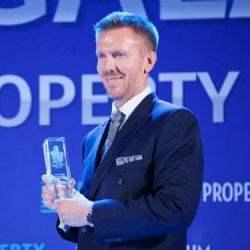 Tomasz Buras uhonorowany w konkursie Prime Property Prize podczas Property Forum 2017