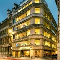 17 Moorgate fully let following tenant expansion, London EC2