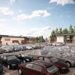 Major brands race for space at Aviva's new retail park in Hemel Hempstead