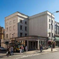 Starbucks fetches £7m on Kensington High Street, W8