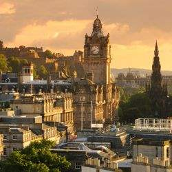 Gap between refurbished and new build office rents in Edinburgh set to become lowest on record