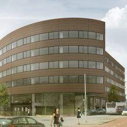 Renovation of Eastpoint building in Rotterdam has started