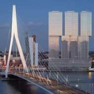 Rabo Vastgoedgroep verkoopt De Rotterdam aan AMUNDI Real Estate