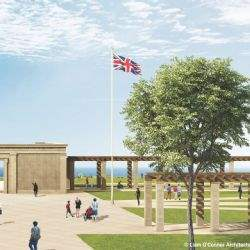 Savills participe à la réalisation du British Normandy Memorial