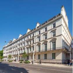 Period office with significant development potential opposite Buckingham Palace comes to market