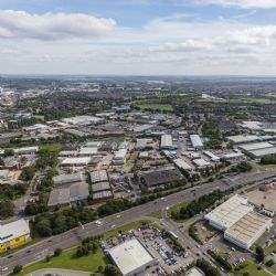 Savills brings big shed to market at Five Lenton Lane, Nottingham