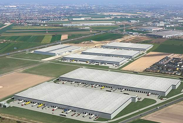 DB Schenker opens a warehouse in Poznań