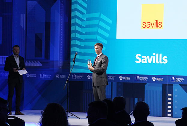 Savills Poland named adviser of the year