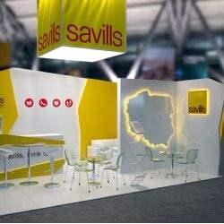 Savills na targach Shopping Center Forum 2016