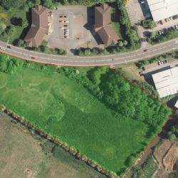 Industrial development site comes to market on Oakham Business Park in Mansfield, Nottingham
