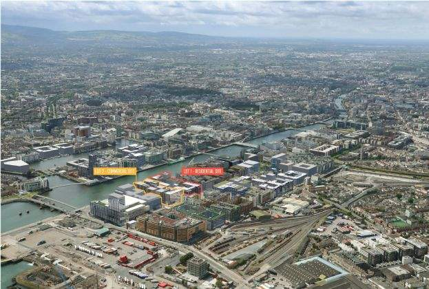 Colony Capital acquire last remaining waterfront site in Dublin's North Docklands