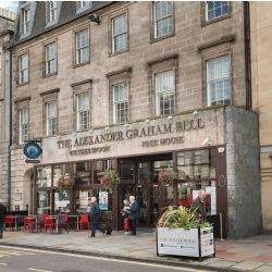 JD Wetherspoon appoints CBRE & Savills to sell The Alexander Graham Bell on Edinburgh's George Street