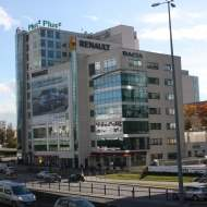 Invesco Real Estate sells Alma Office Building in Warsaw to Rotaria
