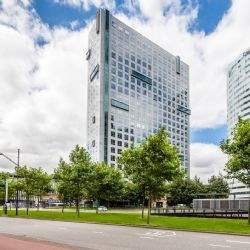 Savills advises on new lease agreements Alpha Tower, Amsterdam