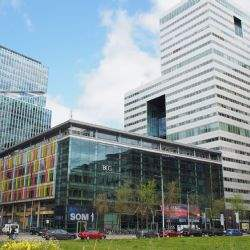 Savills appointed as property manager of ITO SOM building, Amsterdam South Axis