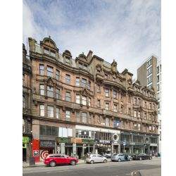Prize Sauchiehall Street Block is launched in Glasgow