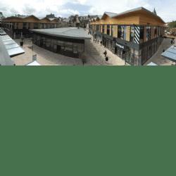 Deutsche AM acquiert Street Mall Avaricum à Bourges et un actif de bureaux à Marseille