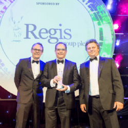 Success for Savills at the Estate Gazette Awards