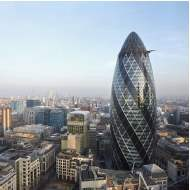 Agents appointed to sell the iconic Gherkin in the City of London