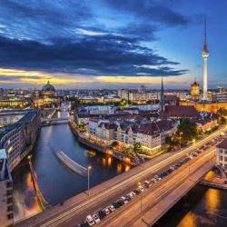 Bürovermietungs- und Gewerbeinvestmentmarkt in Berlin Q4-2017