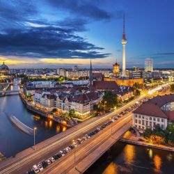 Bürovermietungs- und Gewerbeinvestmentmarkt in Berlin Q1-2018