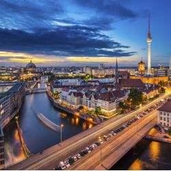 Flächenknappheit und hohe Nachfrage bestimmen den Berliner Gewerbeinvestment- und Bürovermietungsmarkt im 1. Quartal 2017