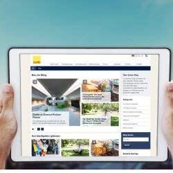 Savills baut digitale Präsenz aus: Der neue Corporate Blog beleuchtet aktuelle Themen rund um die Immobilienbranche