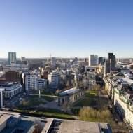 Birmingham's top office rents will reach £32.50 per sq ft in 2016, says Savills