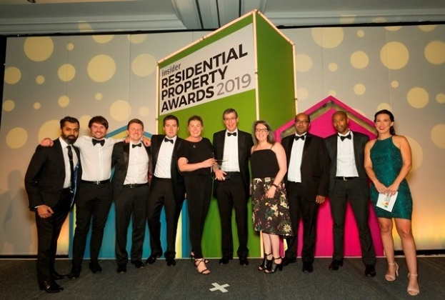Birmingham development team scoops 'Deal of the Year' accolade at Midlands Residential Property Awards