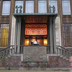 Renovation of Blaak House in Rotterdam started