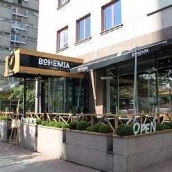 New restaurant in Atrium IBC