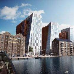 Demolition Works at Boland's Quay 100% Complete