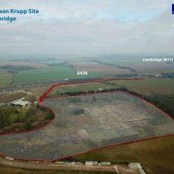 Development land at Bourn Airfield acquired in Cambridge