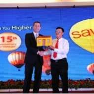 Savills Vietnam celebrates its 15th anniversary