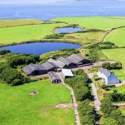 Two significant coastal farms come to the market in Pembrokeshire