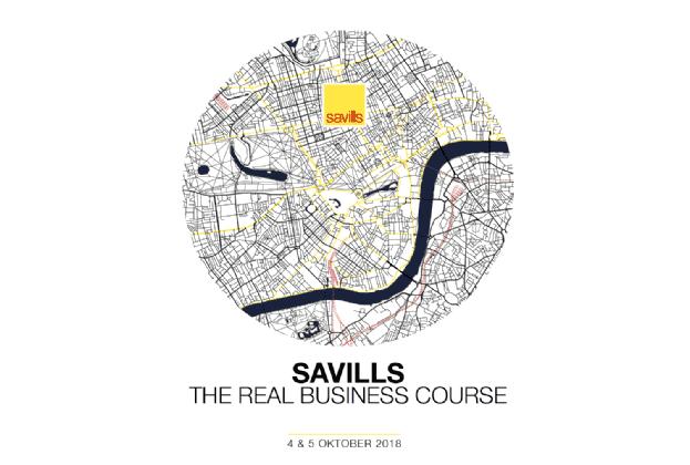 Savills brengt ambitieuze studenten en vastgoedmarkt samen met 'The Real Business Course'
