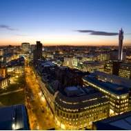 Under a year's supply of offices will see rents climb in regions: Bristol and Cardiff predicted to see largest rises in office rents at 12% and 9% respectively