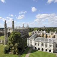 Cambridge needs to grow in order to continue competing on a global stage
