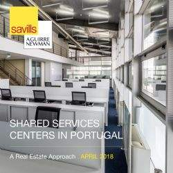 Savills Aguirre Newman presents the 1st study in Shared Services Centers in Portugal