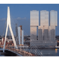 Rabo Real Estate Group sells 'De Rotterdam' to AMUNDI Real Estate