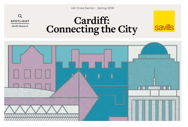 Connectivity key to Cardiff's success, says Savills