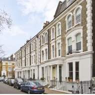 SW postcodes remain popular as Fulham (SW6) is most searched in London for April