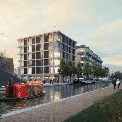 Birmingham's new waterside community is a step closer as Port Loop plans are submitted