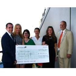 Savills graduate charity committee make dreams come true with £130,000 donation