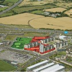 Charlestown Shopping Centre & Development Lands on the Market for €35.5m