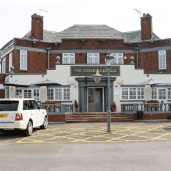 Grate opportunity launched at The Cheshire Cheese, Crewe