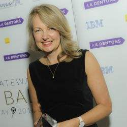Savills director scoops advocate for youth award at City Gateway May Ball