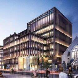 Office Tenants in Dublin Snapping-Up Space In Buildings That Have Not Yet Been Constructed