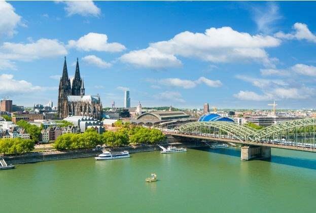Bürovermietungs- und Gewerbeinvestmentmarkt in Köln Q1 2019