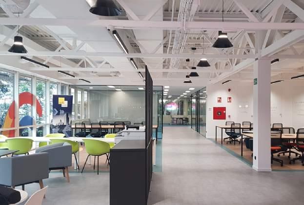 Resultado de imagen para La satisfacción de los trabajadores en oficinas flexibles es mayor que la de las convencionales